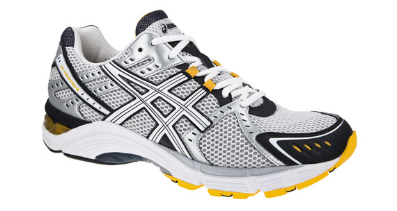 ASICS Gel Foundation 10 (2E) blanc onyx jaune